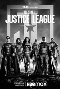 Zack Snyder's Justice League – Justice is Grey